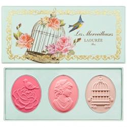 Les Merveilleuses LADUREE Cheek-仕女花園頰彩盤