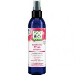 SO'BiO 花露水系列    -玫瑰賦活花露水 Rose floral water – Regenerating