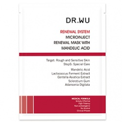 DR.WU 達爾膚醫美保養系列 杏仁酸煥膚系列 -杏仁酸亮白煥膚面膜