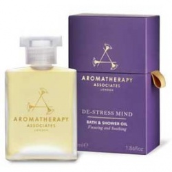AROMATHERAPY ASSOCIATES DE-STREE 系列-舒爽舒肌沐浴油 DE-STRESS MUSCLE BATH & SHOWER OIL