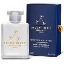 AROMATHERAPY ASSOCIATES 身體保養-舒和薰衣草辣薄荷沐浴油 SUPPORT LAVENDER & PEPPERMINT BATH & SHOWER OIL