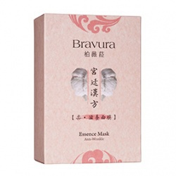漢方-柔.滋養面膜 Anti-Wrinkle Essence Mask