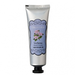 BRAVURA 柏薇菈 手部保養-馬鞭草精油護手霜 Verbena Essential oils Hard Cream