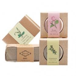 BRAVURA 柏薇菈 香氛美體系列-天然手工冷製造(圓形) Natural's handmade soap - Round