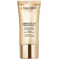 LANCOME 蘭蔻 絕對完美極緻再生系列-絕對完美極緻再生隔離霜SPF50/PA++++ ABSOLUE UV PRECIOUS CELLS Global Youth Protector