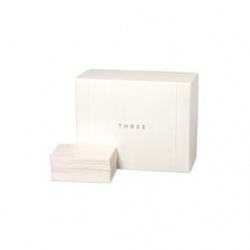 THREE  平衡精萃系列-有機化妝棉