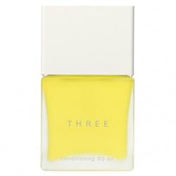 THREE 精華‧原液-樂活晶摩油