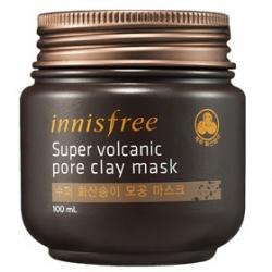 innisfree 清潔面膜-超級火山泥毛孔潔淨面膜