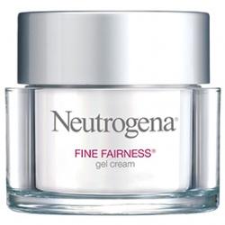 Neutrogena 露得清 凝膠‧凝凍-細白晶透水凝霜 Fine Fairness  Gel Cream