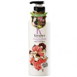 Kerasys 可瑞絲 洗髮系列-英倫粉紫洗髮精