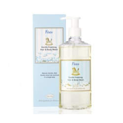嬰兒柔護洗髮沐浴精(棉花) Gentle Foaming Hair & Body Wash-Cotton