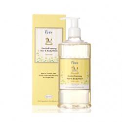 F`ees 法緻 親親寶貝系列-嬰兒柔護洗髮沐浴精(洋甘菊) Gentle Foaming Hair & Body Wash-Chamomile