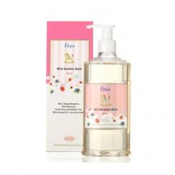 F`ees 法緻 親親寶貝系列-嬰兒柔護泡泡露(莓果) Mild Bubble Bath-Berry