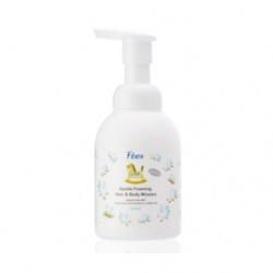 F`ees 法緻 親親寶貝系列-嬰兒洗髮沐浴泡泡(清新舒棉) Gentle Foaming Hair & Body Mousse-Cotton