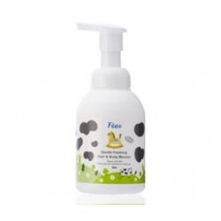 嬰兒洗髮沐浴泡泡(香濃牛奶) Gentle Foaming Hair & Body Mousse – Milk