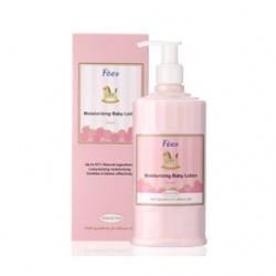 F`ees 法緻 親親寶貝系列-嬰兒滋潤保濕乳液(蜜桃) Moisturizing Baby Lotion-Peach