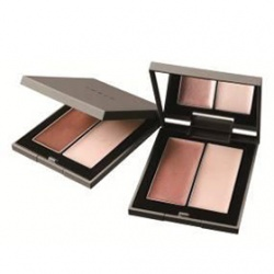 THREE  BASE MAKEUP-凝光潤采盒 Shimmering Glow Duo
