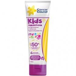 SPF50+幼童專用防水防曬乳