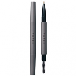THREE 眉彩-立體持久眉筆 Lasting Eyebrow Pencil