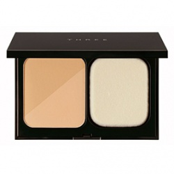 THREE  BASE MAKEUP-凝光煥采粉餅SPF24 PA++ Renewing Powder Foundation
