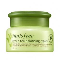 innisfree 綠茶水平衡系列-綠茶水平衡面霜