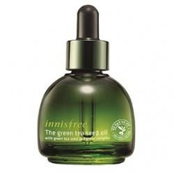 綠茶籽潤澤保濕精華油