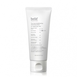 belif 臉部清潔系列-藥蜀葵淨白亮顏潔面乳