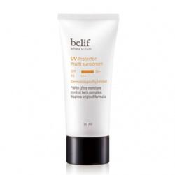 belif 防曬‧隔離-草本多元防水型防曬乳SPF50+/PA+++