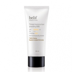 belif BB產品-美人蕉控油乾爽防曬BB霜SPF43/PA+++
