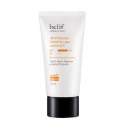belif 防曬‧隔離-完美守護明亮防曬乳SPF50/PA+++
