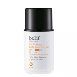 belif 防曬‧隔離-金縷梅保濕透亮防曬露SPF30/PA++