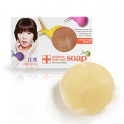 SUNWOO COSME 洗顏-超保濕植萃亮顏水凝皂
