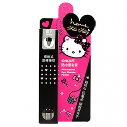 heme  Heme x Hello Kitty系列-偷偷放閃防水眼彩筆 heme x Hello Kitty Waterproof Eye Shadow Pencil