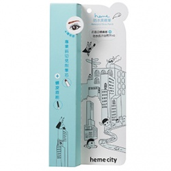 heme  眉彩-City防水美眉筆 City Waterproof Brow Pencil