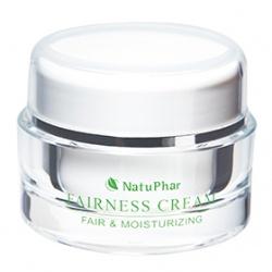 Natu Phar 奈斐 肌膚保養系列-無添加煥白乳霜