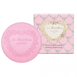 Les Merveilleuses LADUREE 沐浴清潔-花園香氛皂(茉莉) BODY SOAP