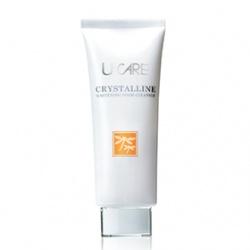 U CARE  洗顏-雪元素嫩白保濕洗面乳(升級版)
