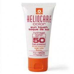 艾莉卡保濕防曬霜SPF50潤色型 Heliocare Sun Touch