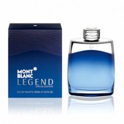MONTBLANC 萬寶龍 香水系列-傳奇藍調經典男性淡香水限量版