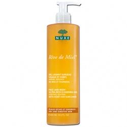 NUXE 黎可詩 臉部卸妝-蜂蜜全效溫和潔膚凝膠