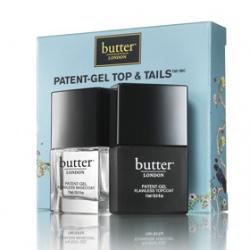 butter LONDON 指甲油卅美甲修護系列-超強革命Q彈光療效果護甲&護色組