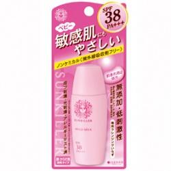 KISS ME 奇士美-開架 Sunkiller 防曬系列-Sunkiller防曬水乳液–寶貝溫和型ExSPF38/PA+++