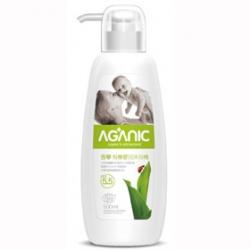 AGANIC 吉寧 沐浴-有機嬰兒沐浴精
