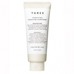THREE 護髮-平衡護髮(修護) SCALP & HAIR BALANCING CONDITIONER