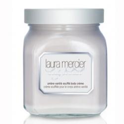 laura mercier 蘿拉蜜思 法式香氛系列-舒芙蕾身體霜(琥珀香草) Souffle Body Creme