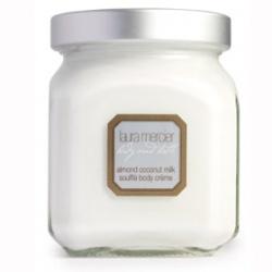 laura mercier 蘿拉蜜思 身體保養-舒芙蕾身體霜(椰香杏仁) Souffle Body Creme
