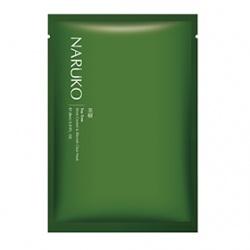 NARUKO 牛爾親研 茶樹抗痘粉刺調理系列-茶樹神奇痘痘黑面膜 Tea Tree Shine Control & Blemish Clear Mask