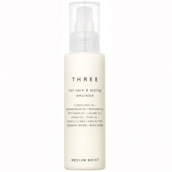 THREE  護髮造型系列-護髮造型乳 THREE HAIR CARE & STYLING EMULSION