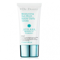 Dr.Douxi 朵璽 彩妝系列-水漾美肌潤色隔離霜 SPF35