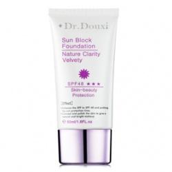 Dr.Douxi 朵璽 彩妝系列-晶鑽美肌潤色隔離霜 SPF48